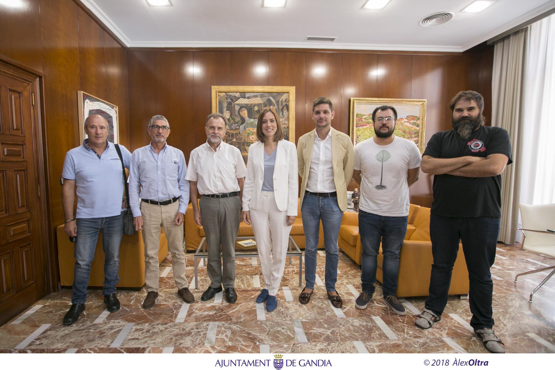 Gandia coordinarà totes les mesures posades en marxa pel Consell, Diputació i Govern d'Espanya