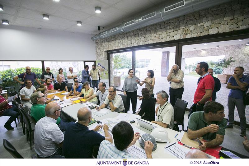 L'Institut Valencià de la Vivenda inicia les inspeccions dels habitatges afectats per l'incendi